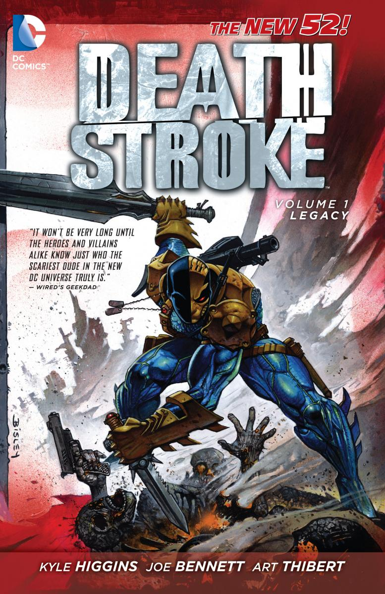 [Review VO] Deathstroke Vol. 1 27