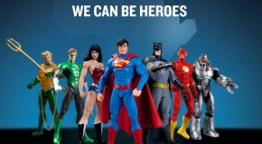 [Review Produit D.] We Can Be Heroes : Justice League 7 Pack