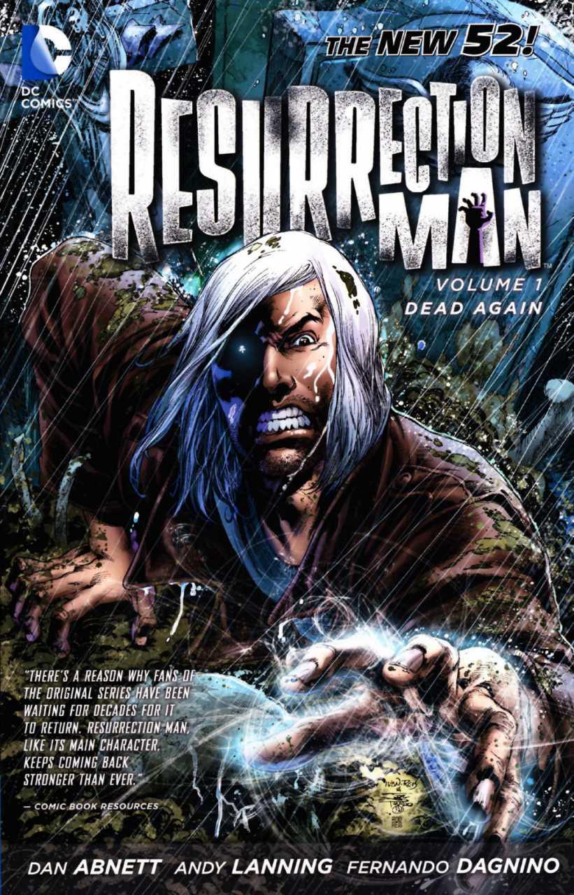 [Review VO] Resurrection Man Vol. 1 : Dead Again 36
