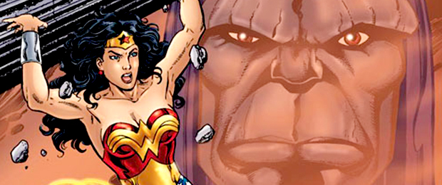 wonder woman - Beauty and the Beasts