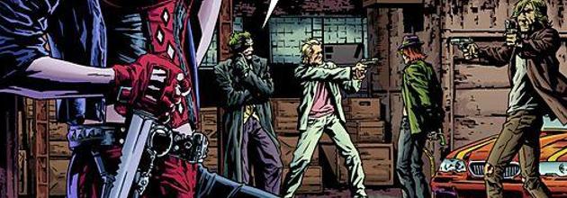 [Review VF] Joker par Brian Azzarello et Lee Bermejo