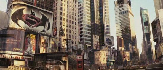 Batman vs Superman de Wolfgang Petersen