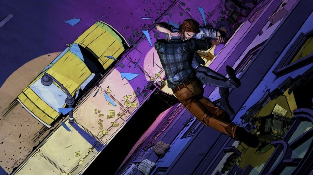 Test ? The Wolf Among US : Episode 1 ? Faith