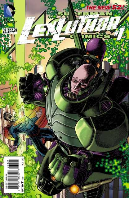 ACTION COMICS #23.3: LEX LUTHOR