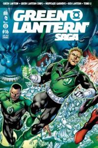 Critique Green Lantern #16