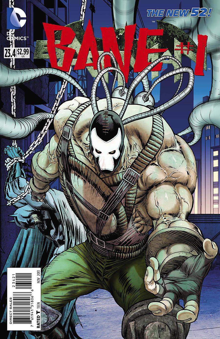 BATMAN #23.4: BANE