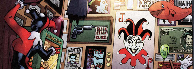[Review VO] Harley Quinn Preludes and Knock-knock Jokes