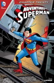 ADVENTURES OF SUPERMAN #20