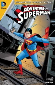 ADVENTURES OF SUPERMAN #21