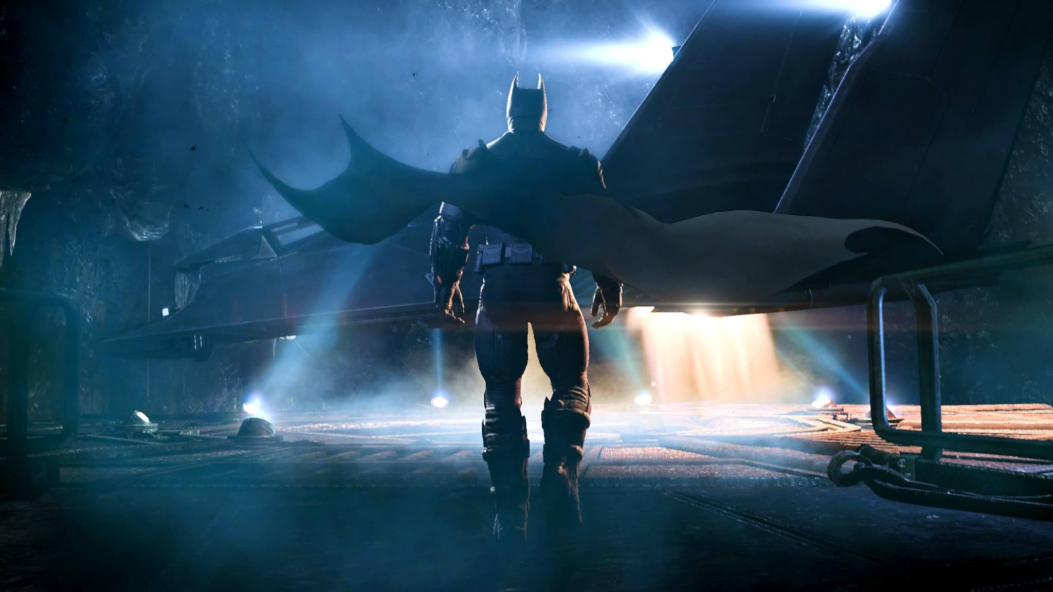 Batman: Arkham Origins-Le DLC Initiation se présente en vidéo.  Batman-arkham-origins-bat