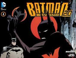 review BATMAN BEYOND 2.0 #4