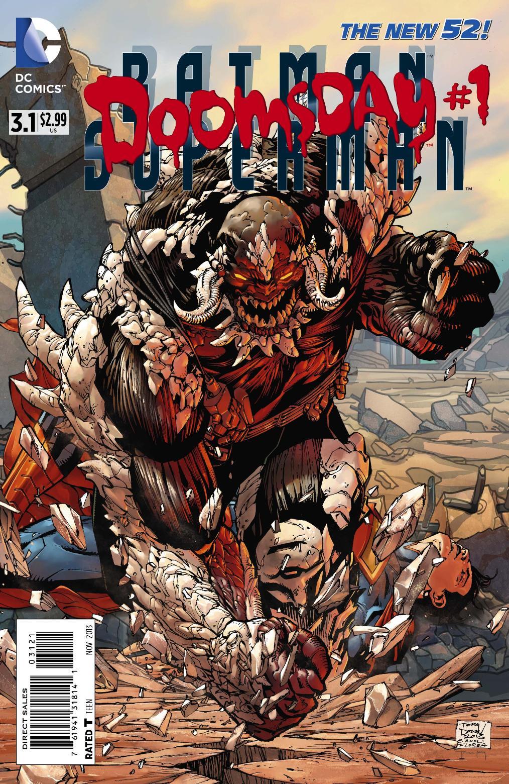 Batman/Superman #3.1: Doomsday