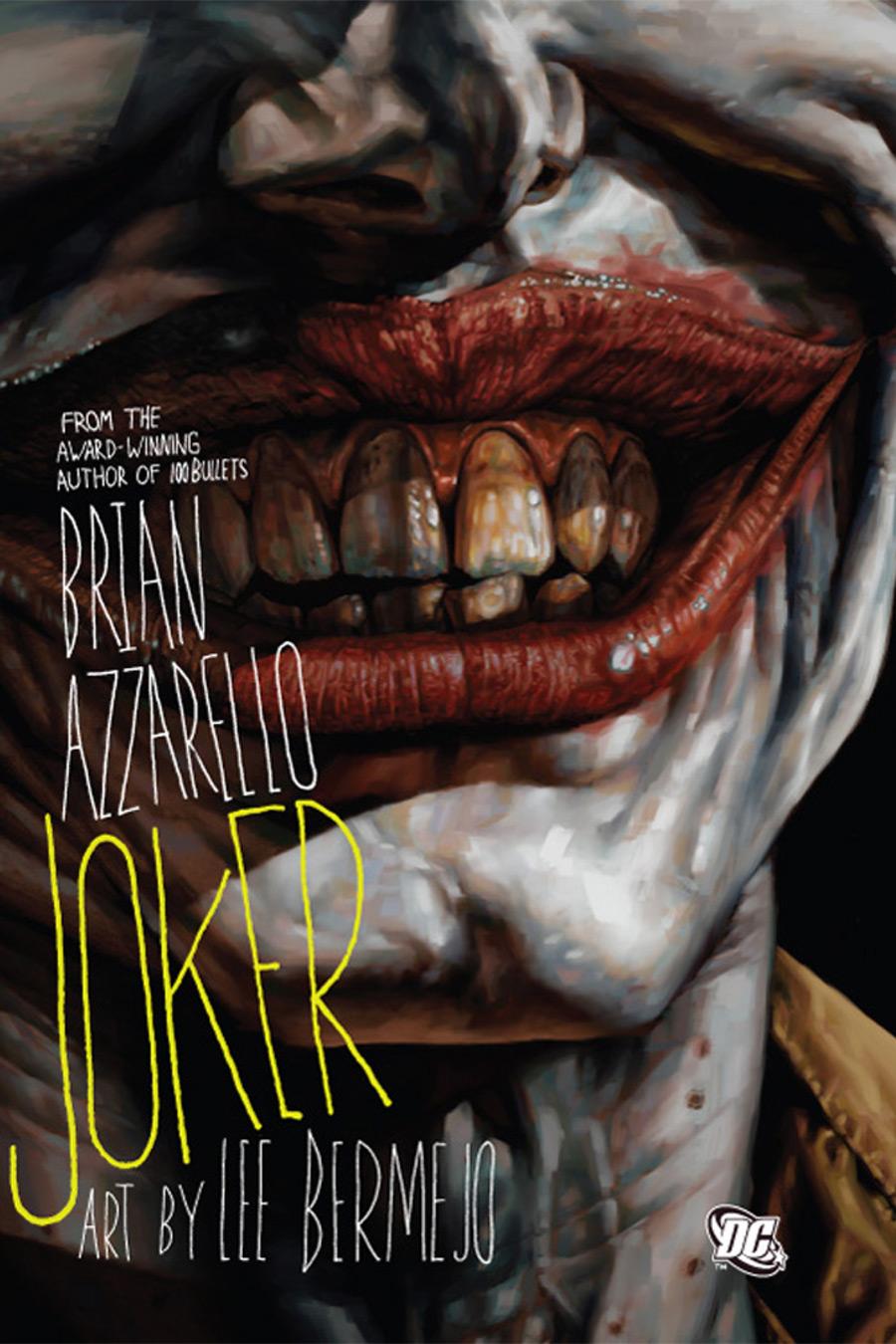 Amateurs de comics ? Joker-review