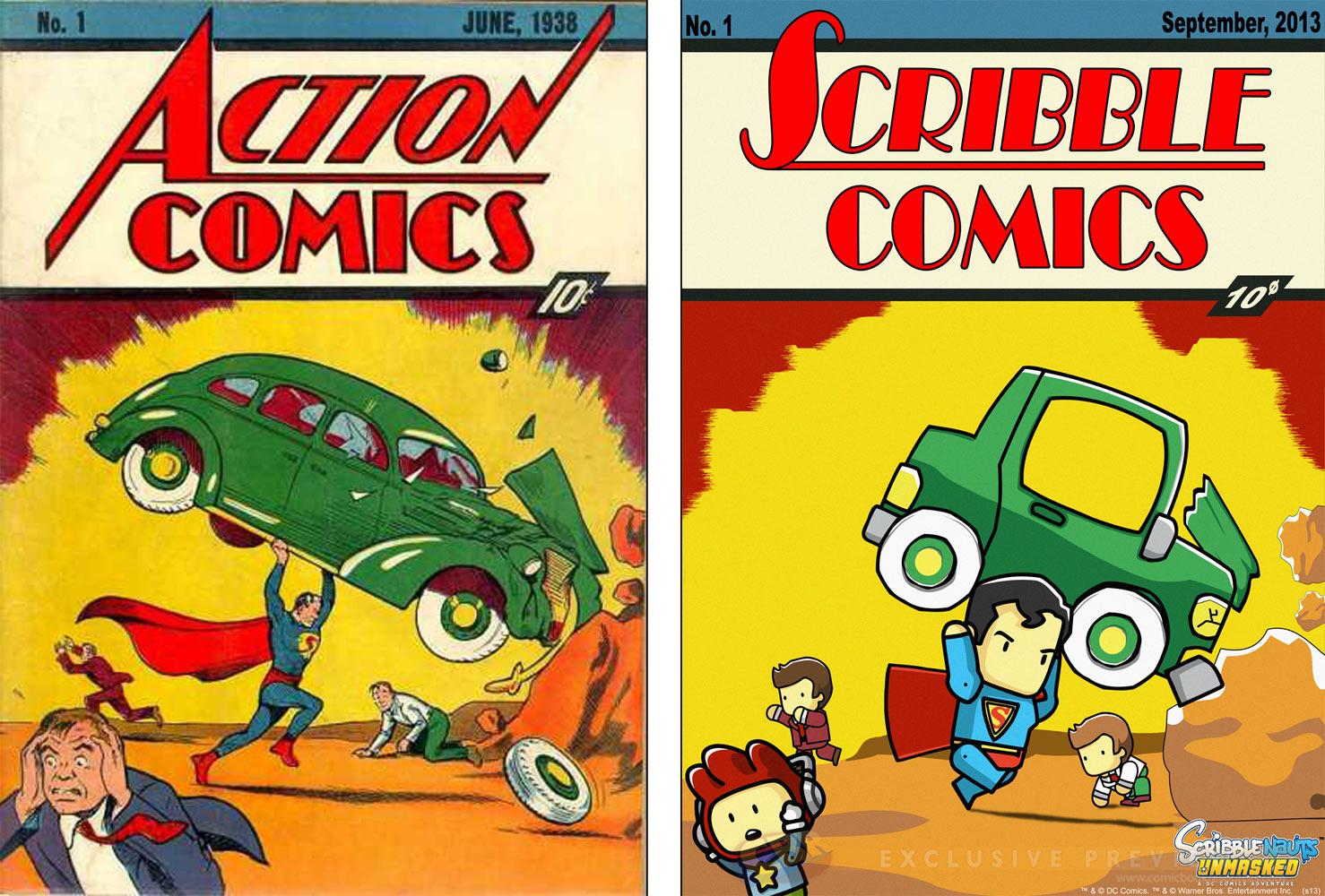DC comics Action Comics No 336 APR 1966 12c usa
