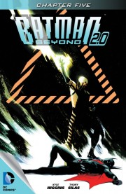 BATMAN BEYOND 2.0 #5 review