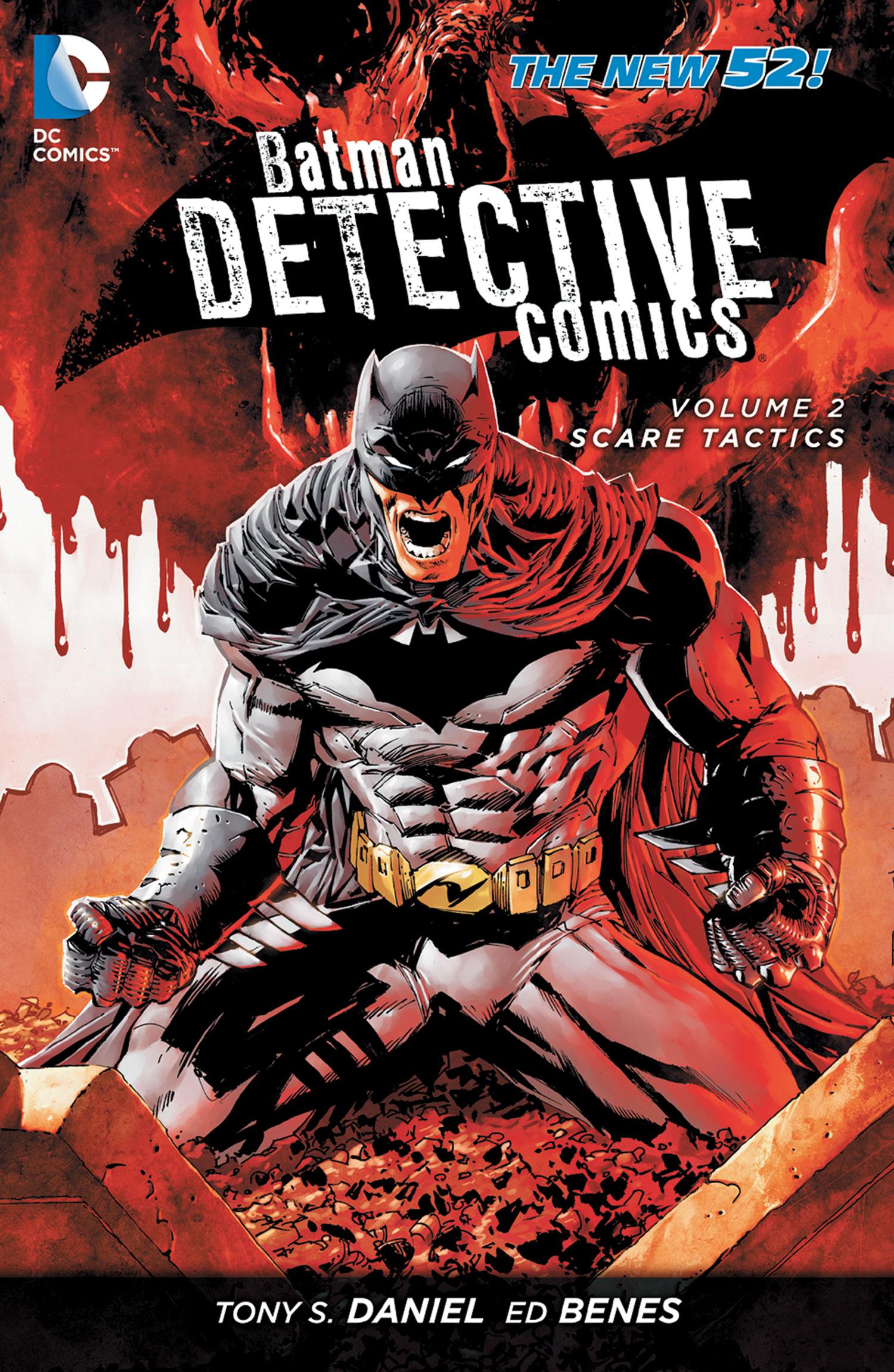 Detective Comics Vol. 2 : Scare Tactics