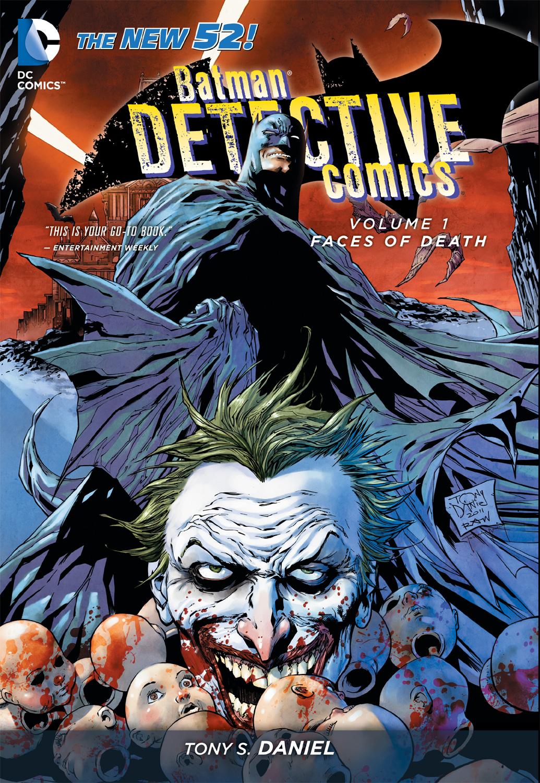Detective Comics Vol. 1 : Faces of Death