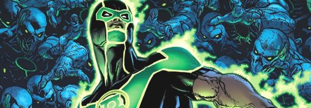 REVIEW Green Lantern Saga #17