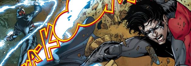Nightwing Tome 2 : La République de Demain