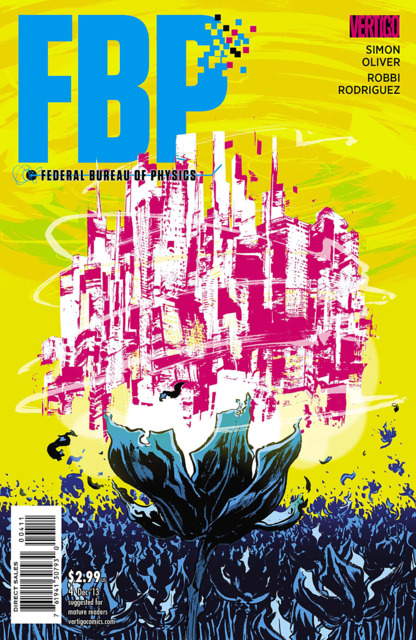 FBP: FEDERAL BUREAU OF PHYSICS #4 review