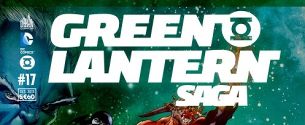 [Review VF] Green Lantern Saga #17