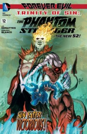 TRINITY OF SIN: THE PHANTOM STRANGER #12 review