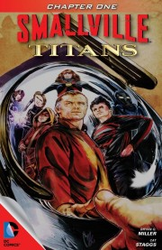 SMALLVILLE TITANS #1 review