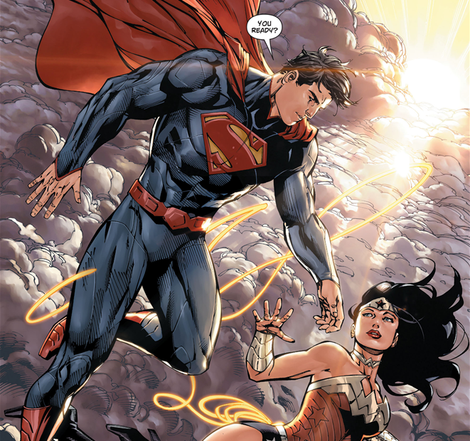 Superman/Wonder Woman #1