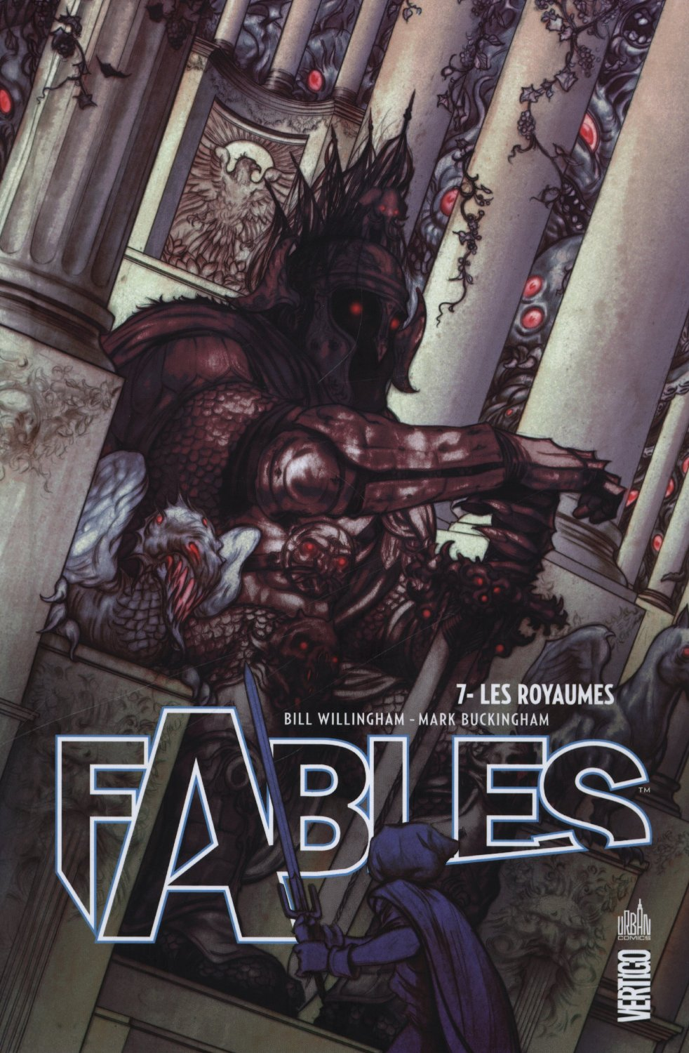 Review Fables #7