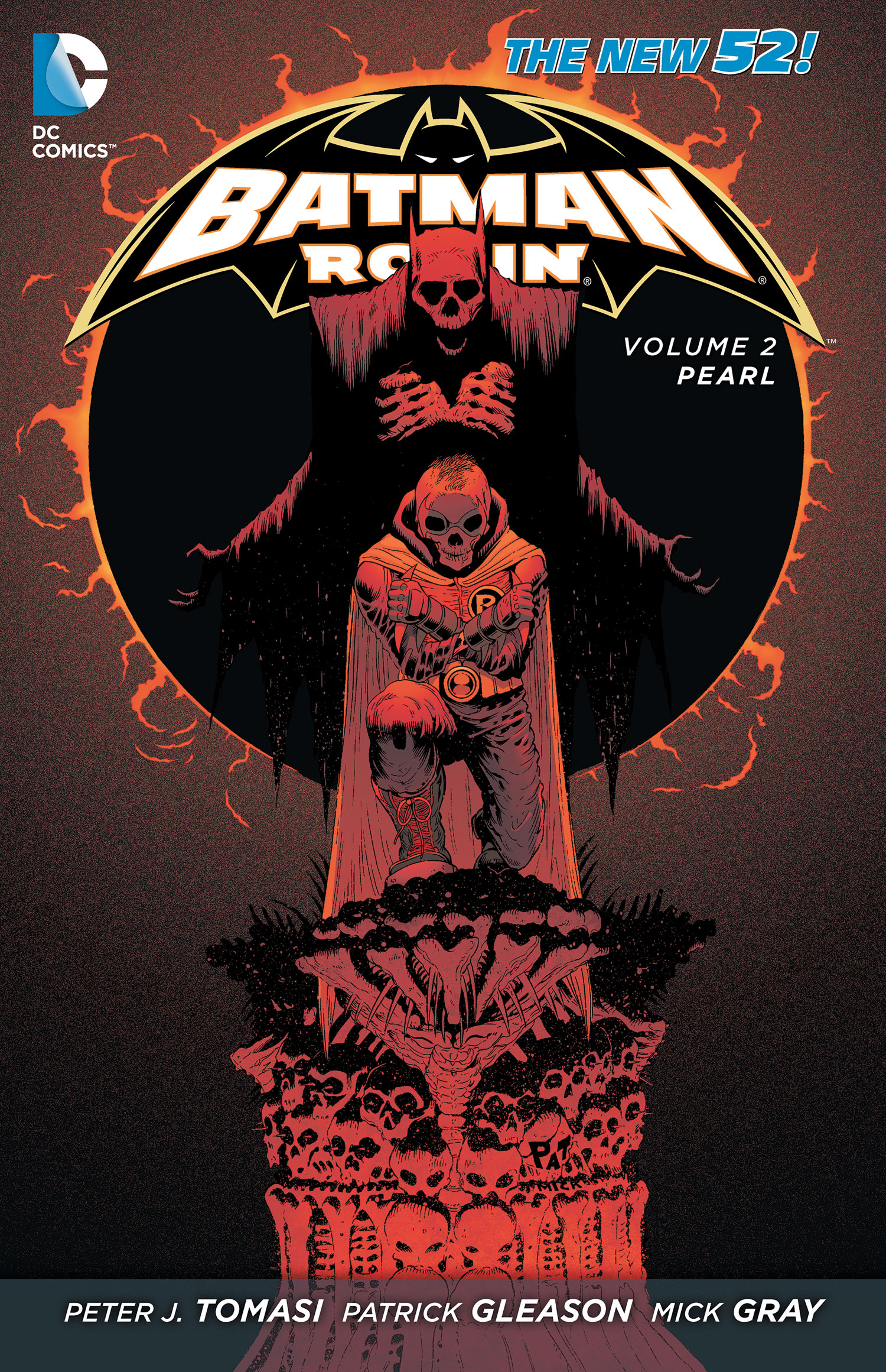 Batman & Robin Vol. 2 : Pearl