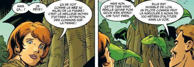Fables Tome 9 : Les Loups