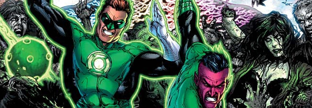 review Green Lantern #18
