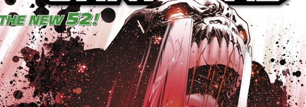 review Red Lanterns #18
