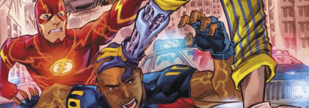 The Flash #18 review