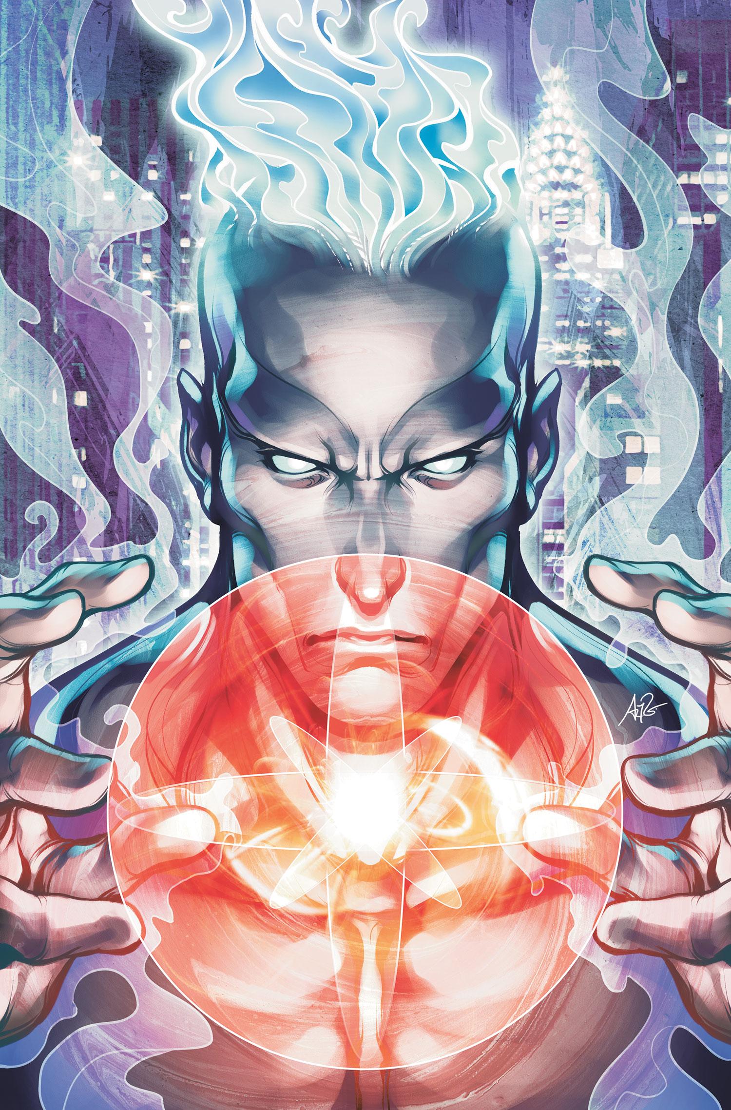 captain atom vol 1 review