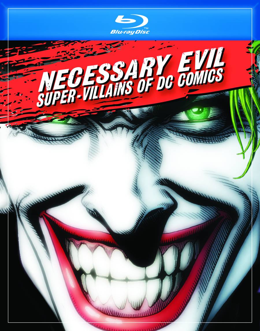 Critique de Necessary Evil : Super Villains of DC Comics