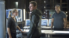 Arrow - Three Ghosts Review