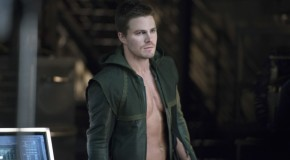 Arrow - Three Ghosts