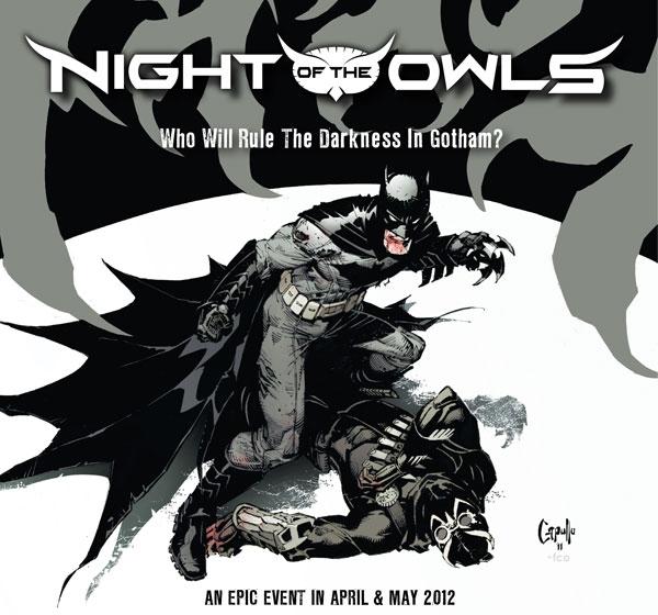 Batman : Night of the Owls
