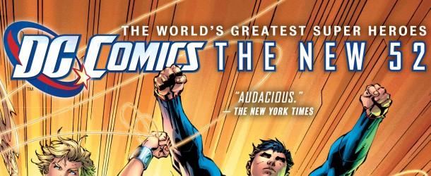 DC Comics - The New 52 Omnibus