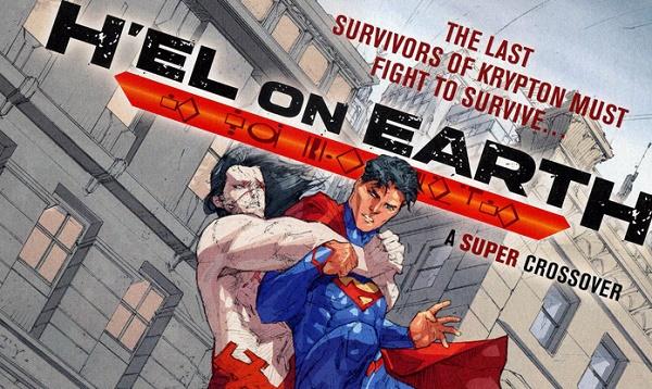 Superman : H'El On Earth