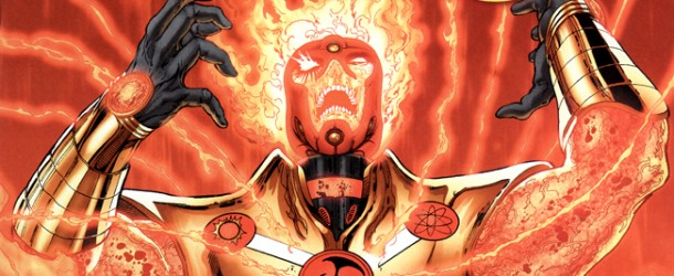 The Fury of Firestorm : The Nuclear Men
