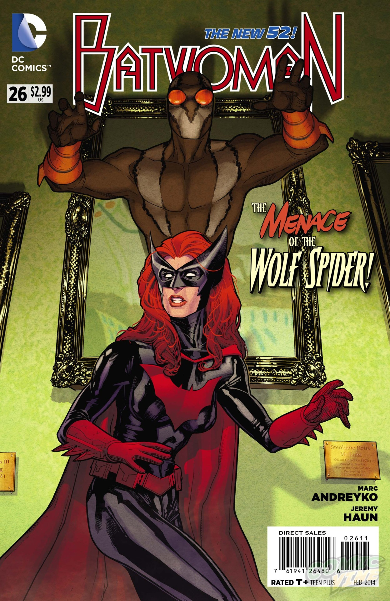 BATWOMAN #26 review