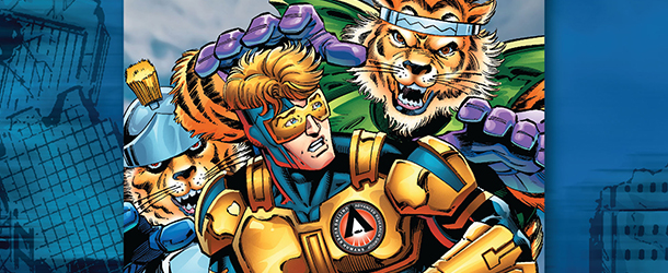 Booster Gold : Futues End #1