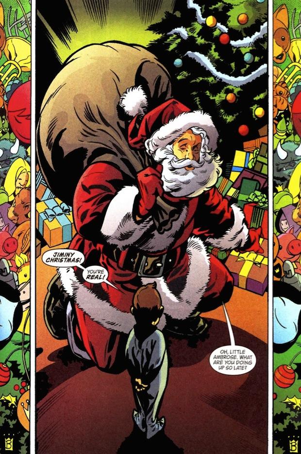 Daily Christmas #6 - Jiminy Christmas | DCPlanet.fr