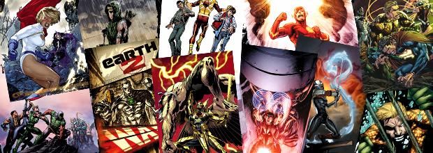 Deux ans de Justice League