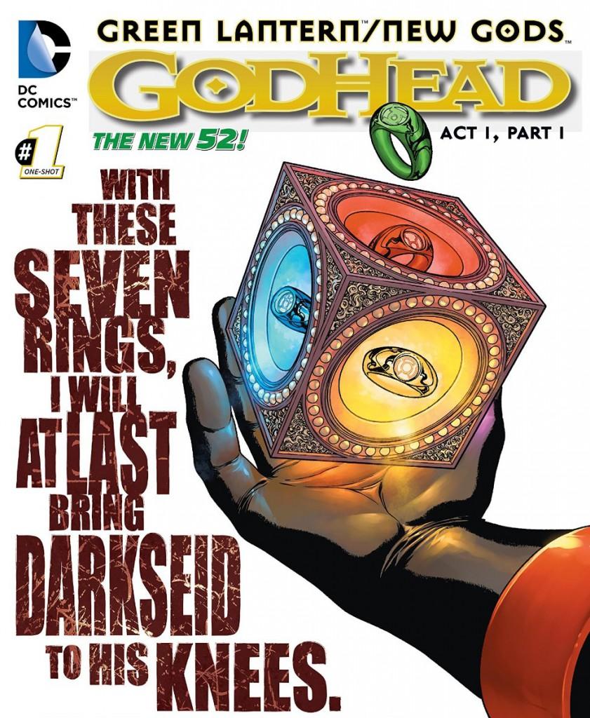 New Gods : GODHEAD
