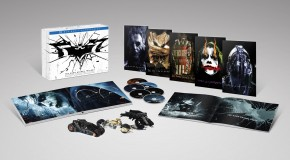 [Unboxing] Coffret collector The Dark Knight Trilogy Ultimate Edition
