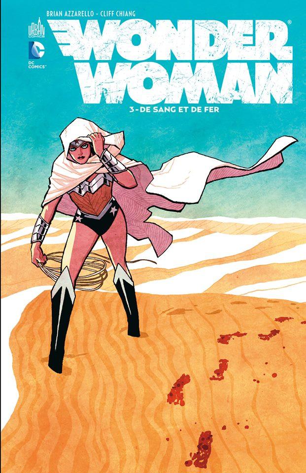Review Wonder Woman #3