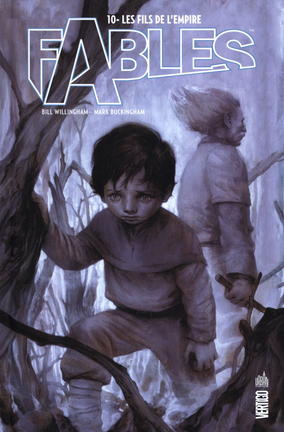 Review Fables #10